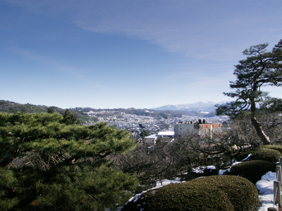 PC280275兼六園からの眺望